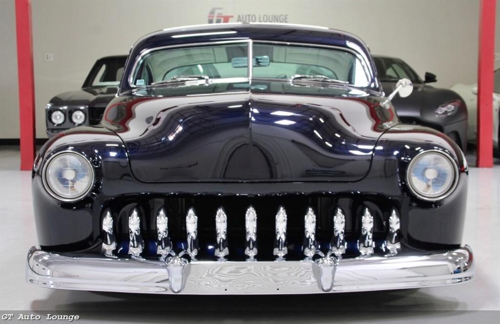 1951 Mercury - Ruggiero Merc - Bill Ganahl - South City Rod & Custom Fe190010