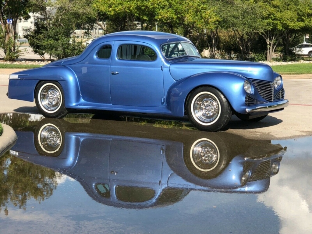 1939 Ford - Mc Nutt Coupe Fo10