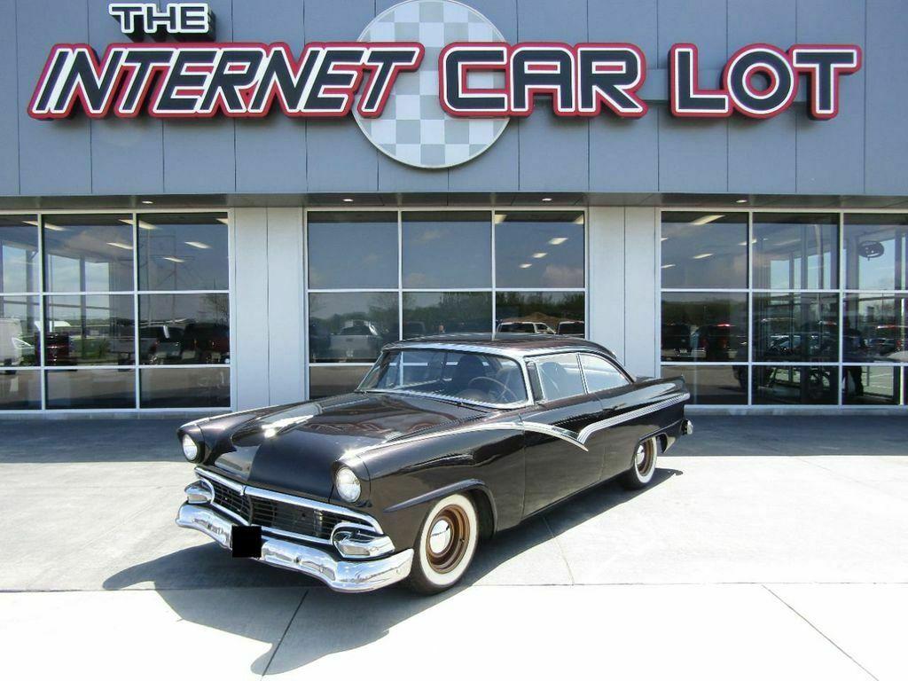 Ford 1955 - 1956 custom & mild custom - Page 8 Fo5610
