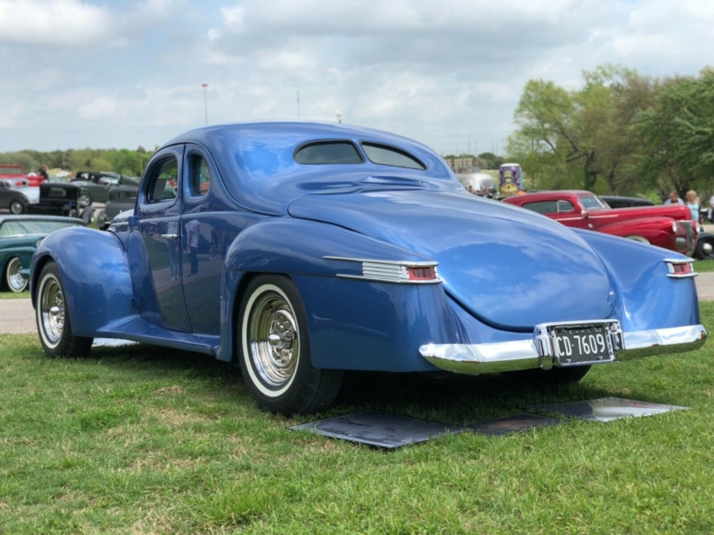 1939 Ford - Mc Nutt Coupe Fo710
