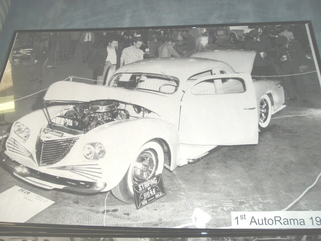 1939 Ford - Mc Nutt Coupe Fo910