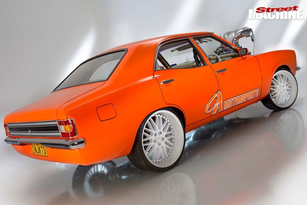European Street Machine Ford-c27
