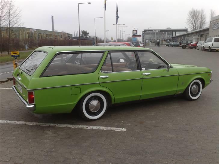 Ford Taunus, Granada, Cortina... Custom Ford-g10