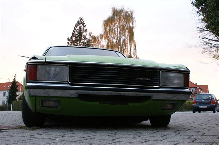 Ford Taunus, Granada, Cortina... Custom Ford-g12