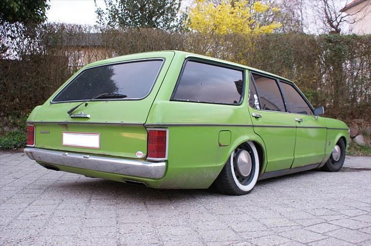 Ford Taunus, Granada, Cortina... Custom Ford-g13