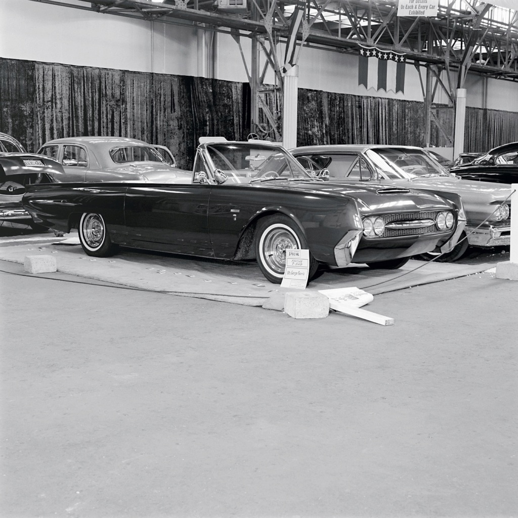 Lincoln 1961 - 67 customs & mild customs Fords-10