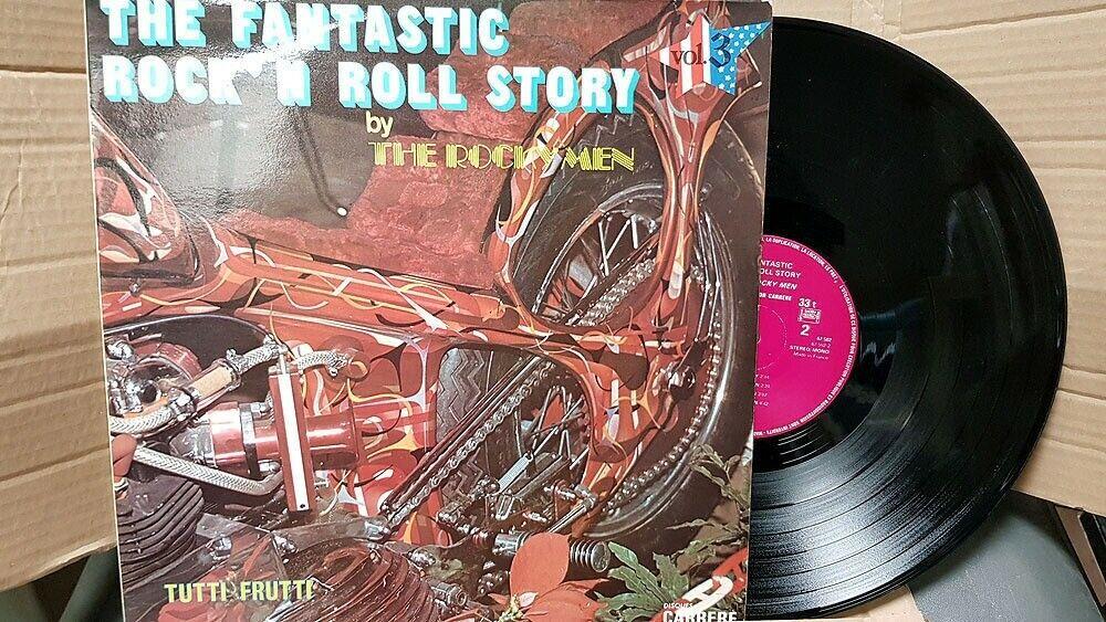 Records with car or motorbike on the sleeve - Disques avec une moto ou une voiture sur la pochette - Page 6 Frnrst10