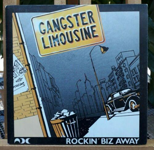 Records with car or motorbike on the sleeve - Disques avec une moto ou une voiture sur la pochette - Page 12 Gangst10