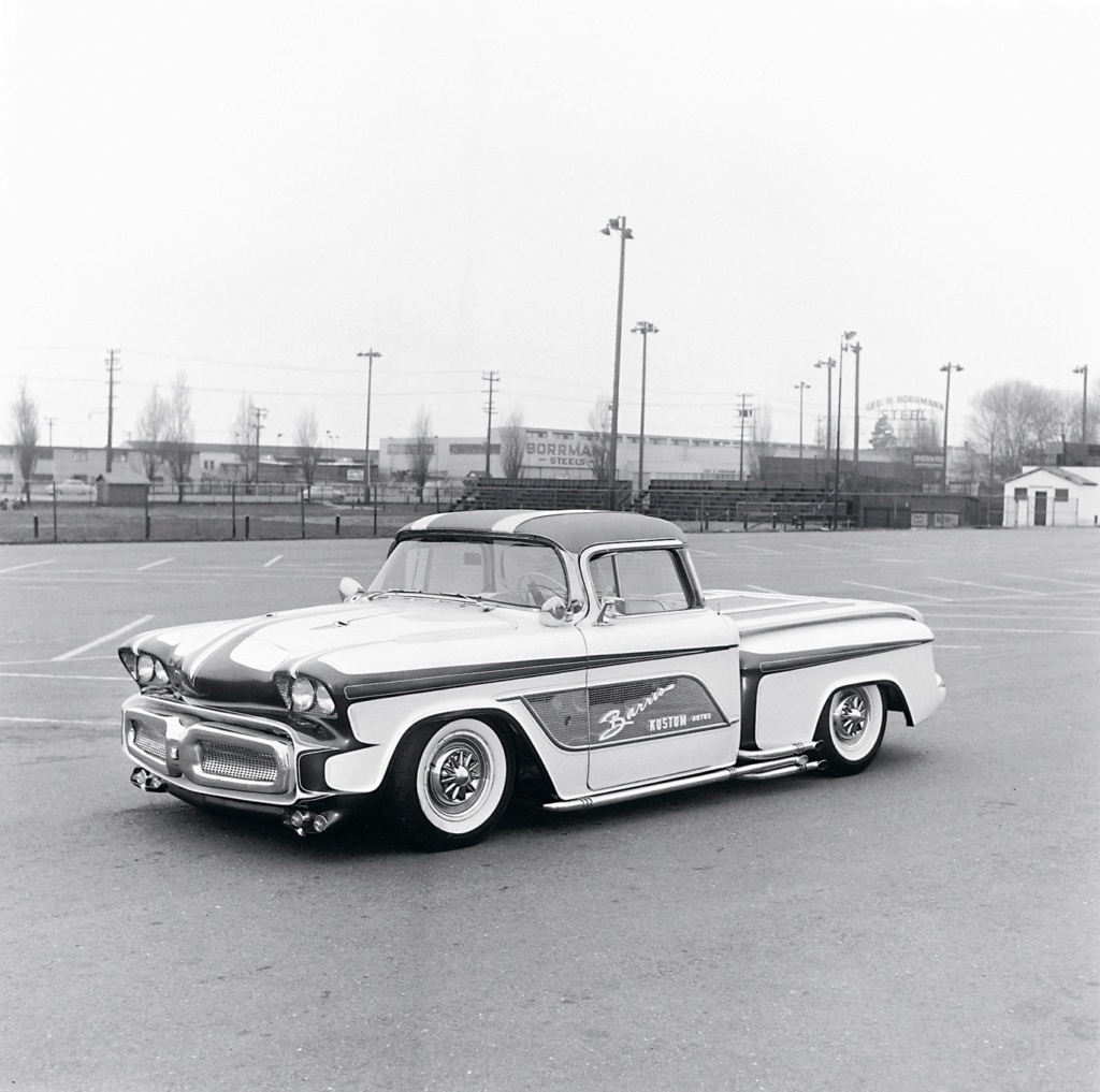 1956 Chevy pick up - Kopper Kart - George Barris George11