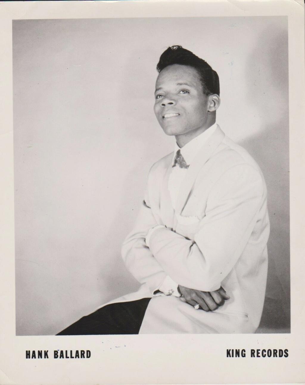 Hank Ballard and the Midnighters Hank_b11