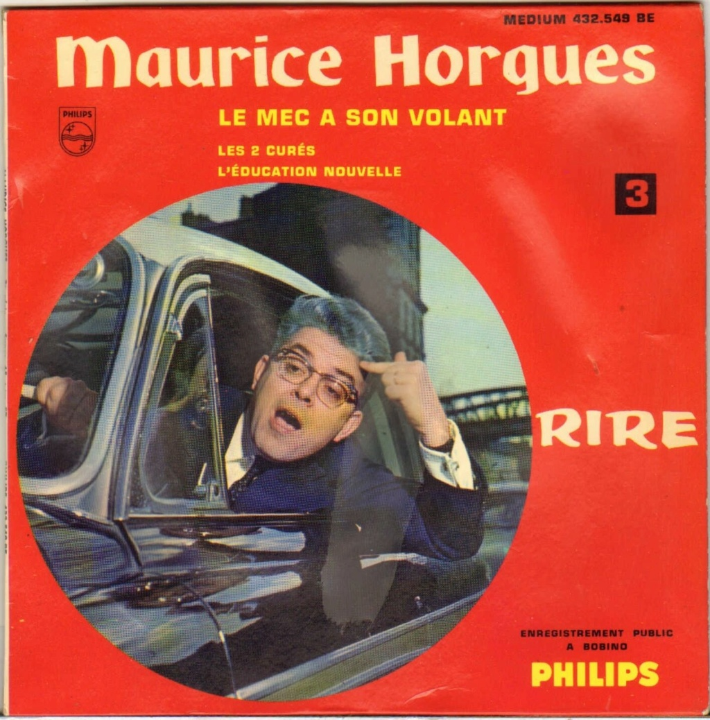 Records with car or motorbike on the sleeve - Disques avec une moto ou une voiture sur la pochette - Page 9 Horguu10
