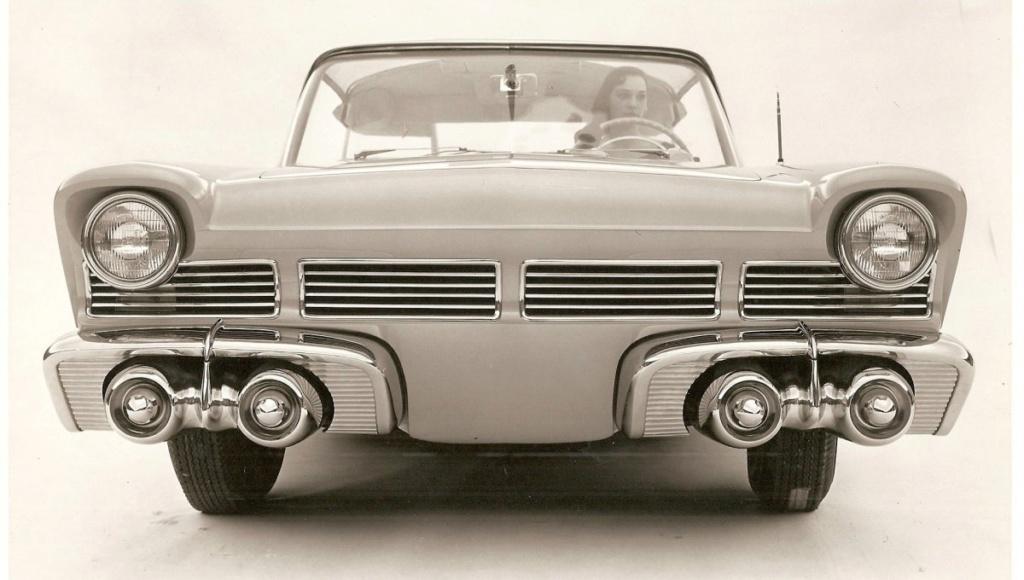 1956 Mercury XM Turnpike Cruiser  Image210