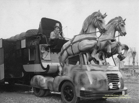Berliet TLB Vins du Postillion - Tour de France - caravane publicitaire Img-6510