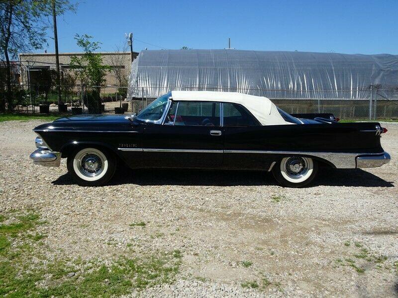 1959 Chrysler Imperial convertible Imp59210