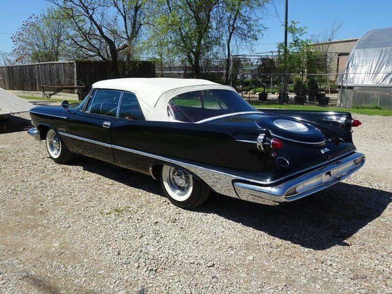 1959 Chrysler Imperial convertible Imp59310