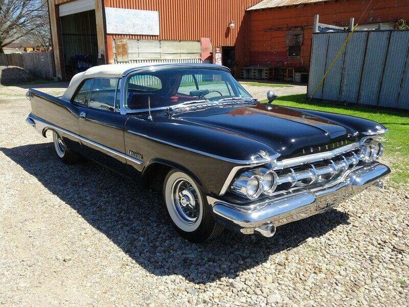1959 Chrysler Imperial convertible Imp59710