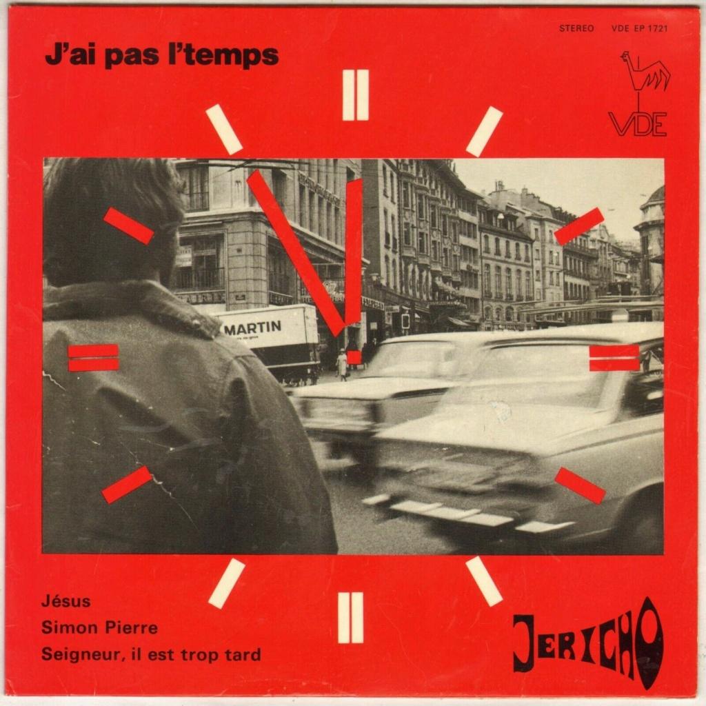 Records with car or motorbike on the sleeve - Disques avec une moto ou une voiture sur la pochette - Page 9 Jerich10