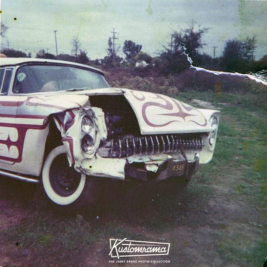 1956 Mercury - Adrienne Hooper - Larry Cooper - Cooper Body Shop  Jerry-11