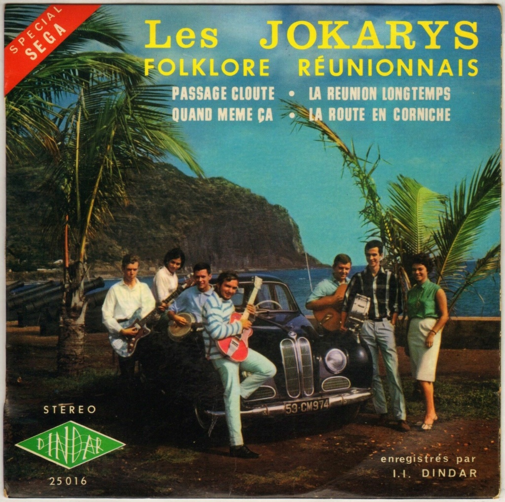 Records with car or motorbike on the sleeve - Disques avec une moto ou une voiture sur la pochette - Page 9 Jokari10
