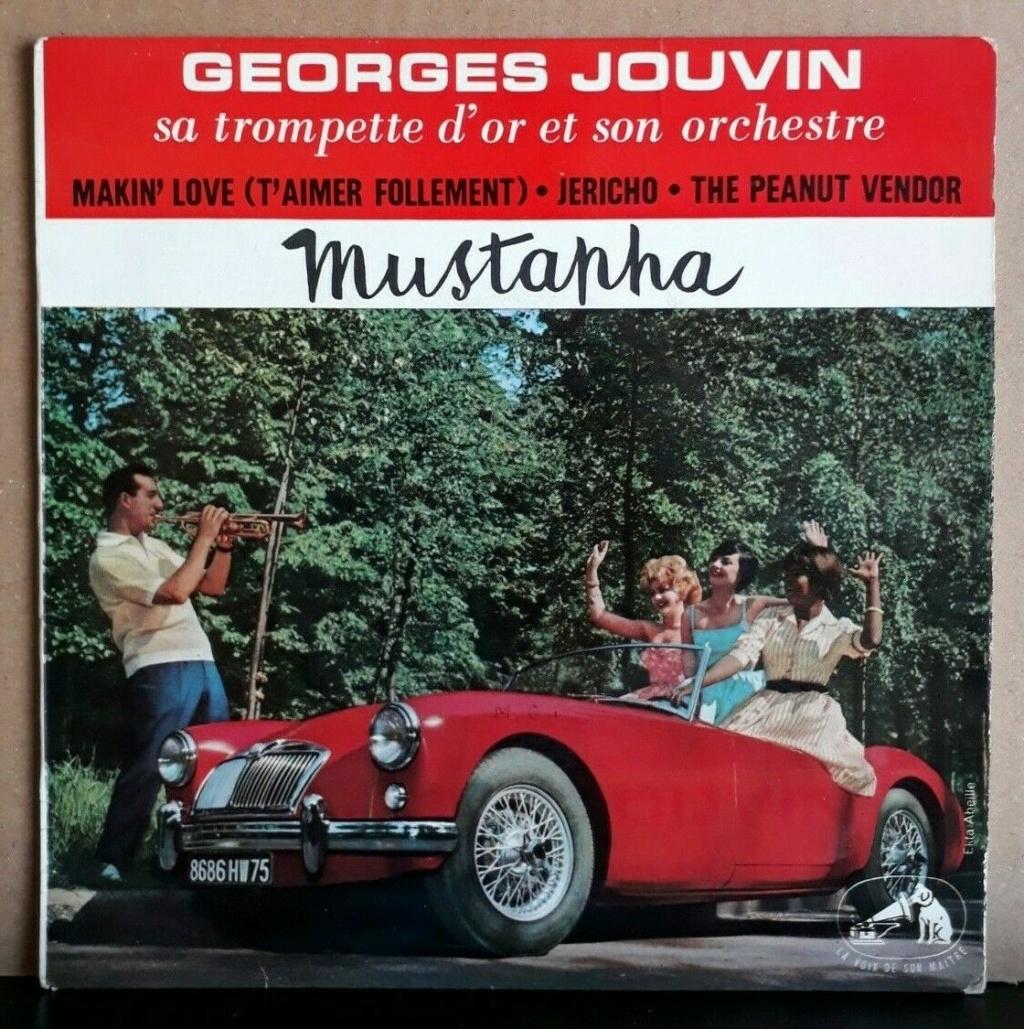 Records with car or motorbike on the sleeve - Disques avec une moto ou une voiture sur la pochette - Page 12 Jouvta10
