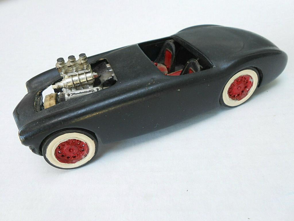 Vintage built automobile model kit survivor - Hot rod et Custom car maquettes montées anciennes - Page 13 K11
