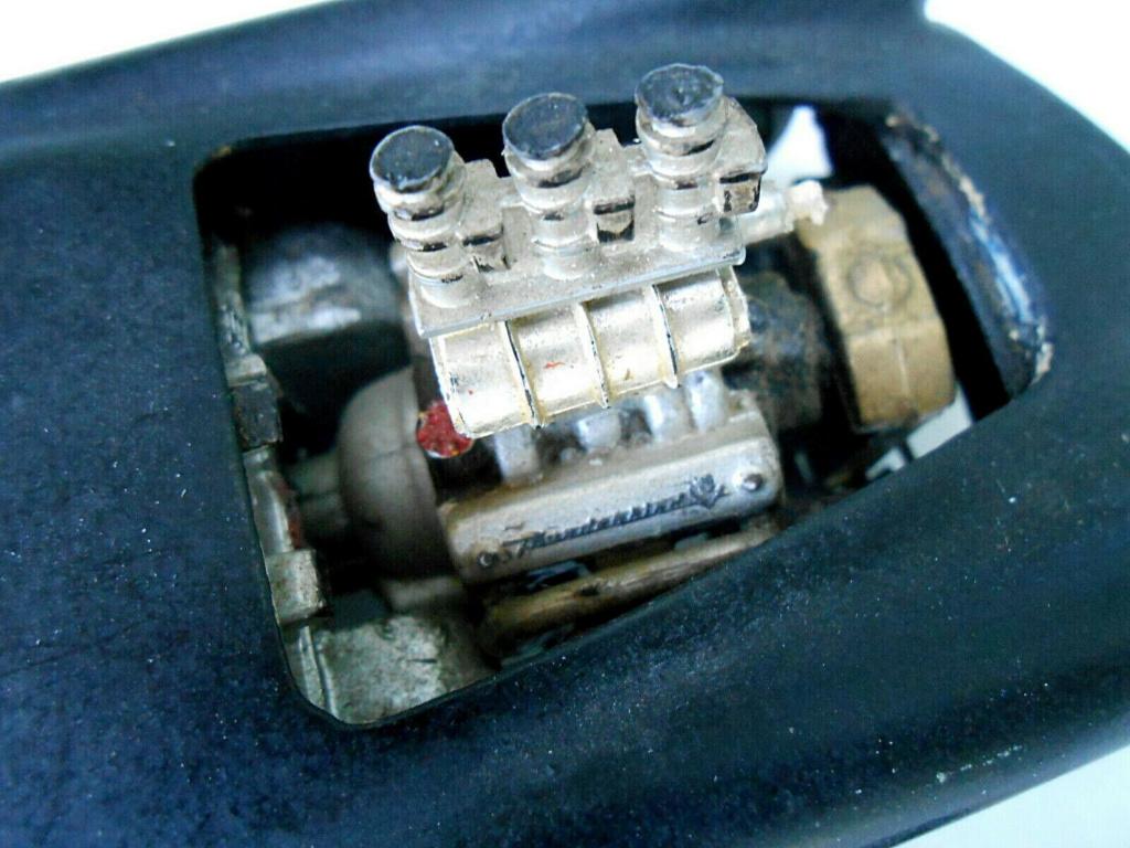 Vintage built automobile model kit survivor - Hot rod et Custom car maquettes montées anciennes - Page 13 K310