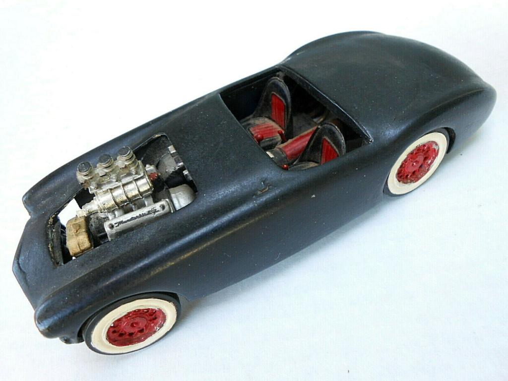 Vintage built automobile model kit survivor - Hot rod et Custom car maquettes montées anciennes - Page 13 K610
