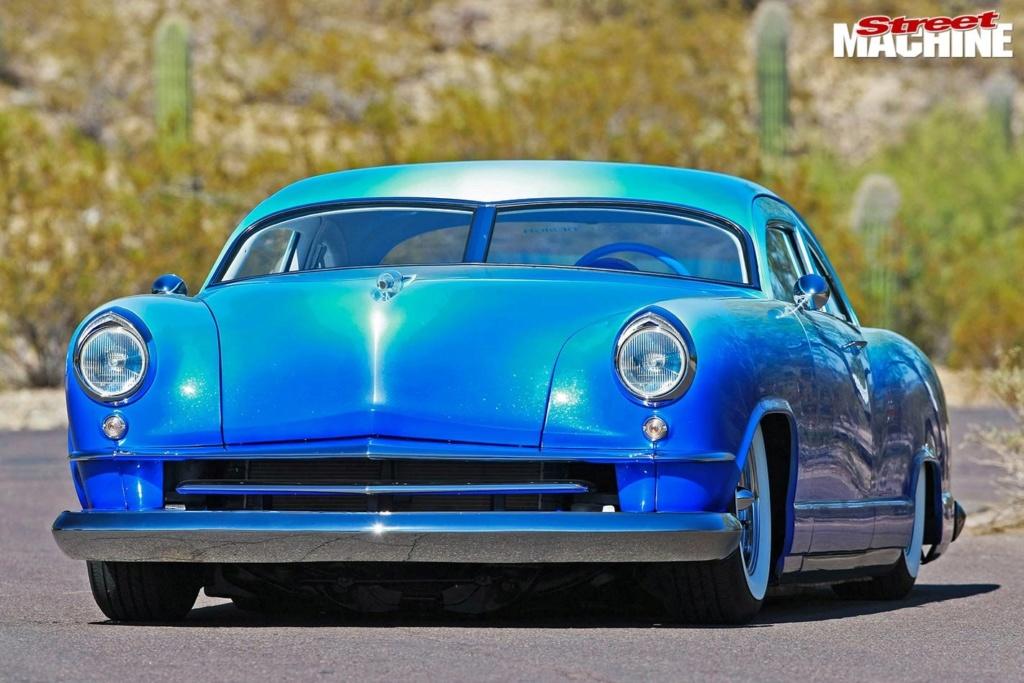 1951 KAISER DRAGON - KEITH CHARVONIA  Kaiser11