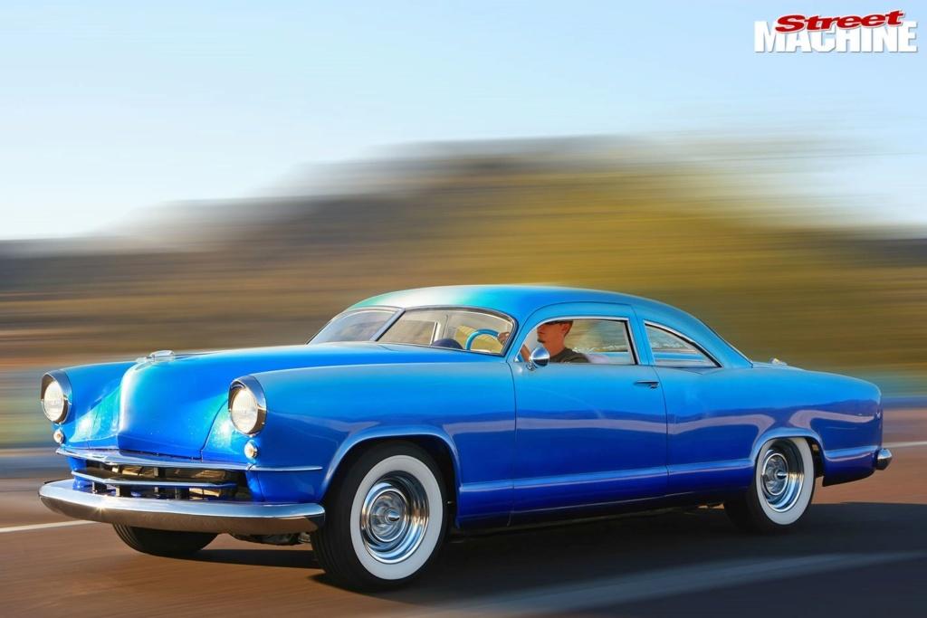 1951 KAISER DRAGON - KEITH CHARVONIA  Kaiser14