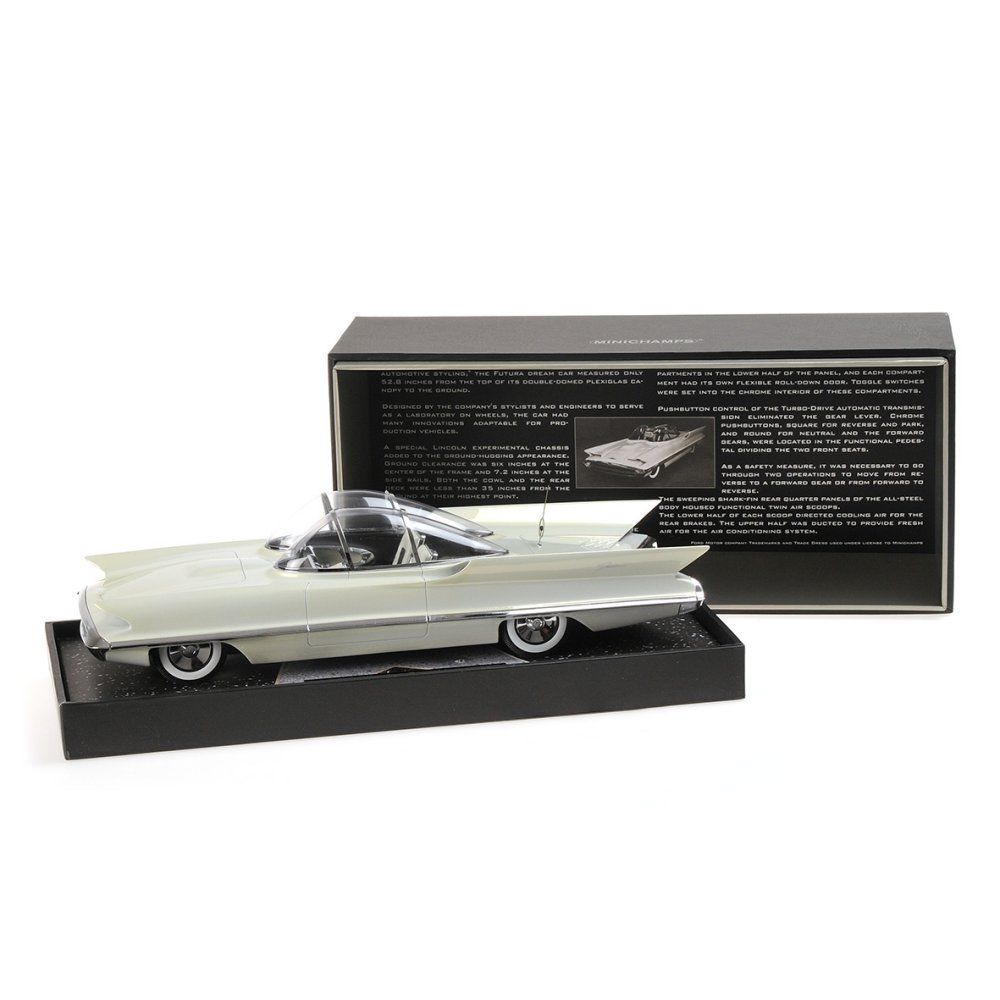 Lincoln Futura concept car - Minichamps - 1/18 Lf10
