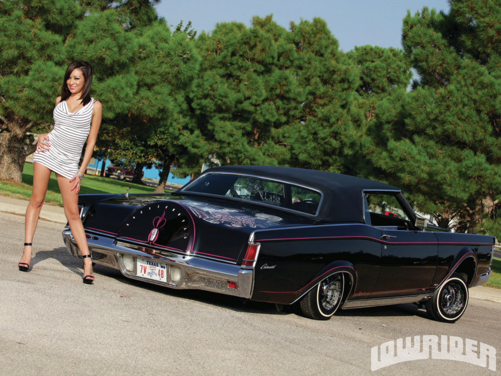 Lincoln Continental Mark 3, 4 & 5 Low Rider Lincol11