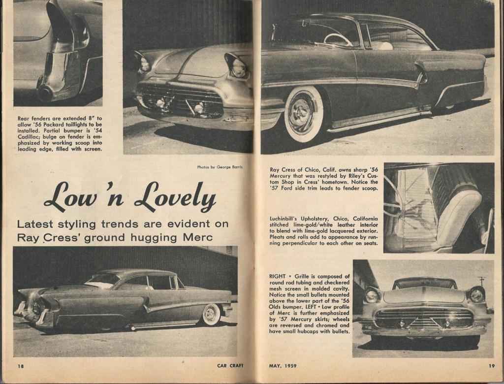 1956 Mercury - Ray Cress Low10