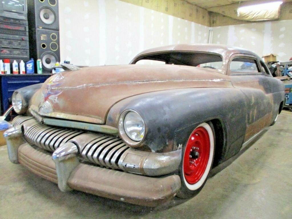 Mercury 1949 - 51  custom & mild custom galerie - Page 33 M111