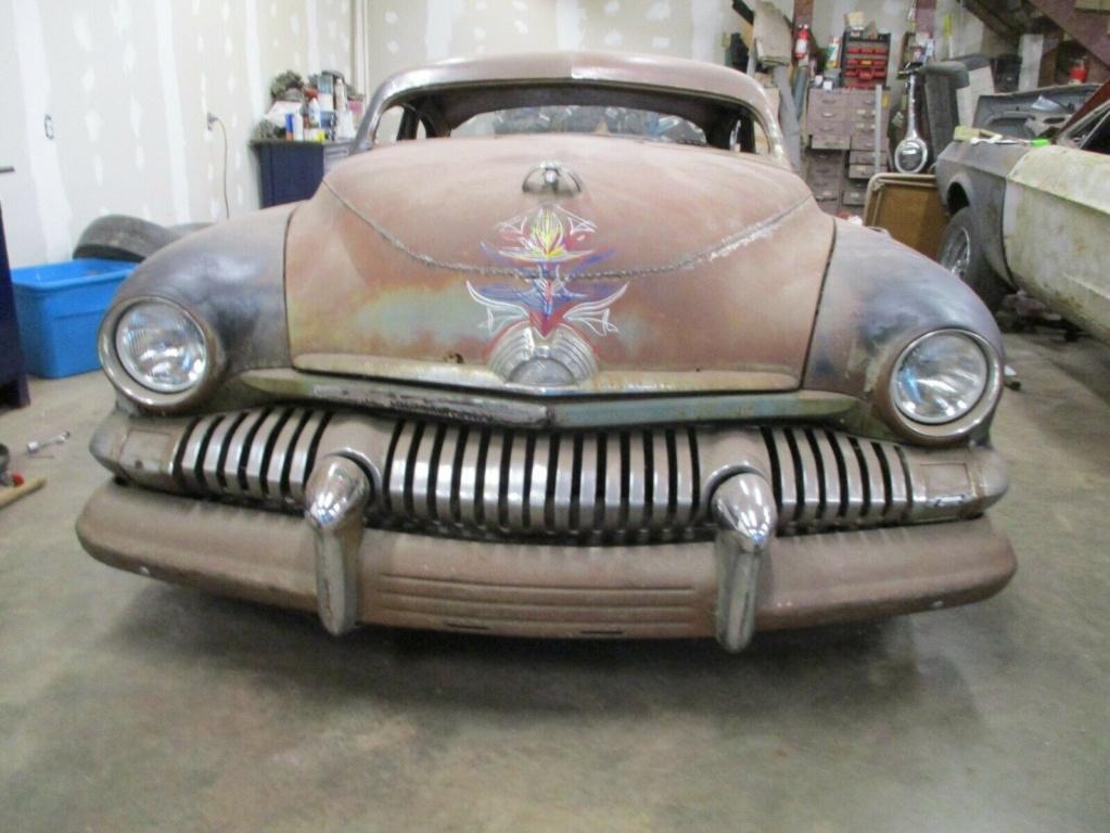Mercury 1949 - 51  custom & mild custom galerie - Page 33 M411