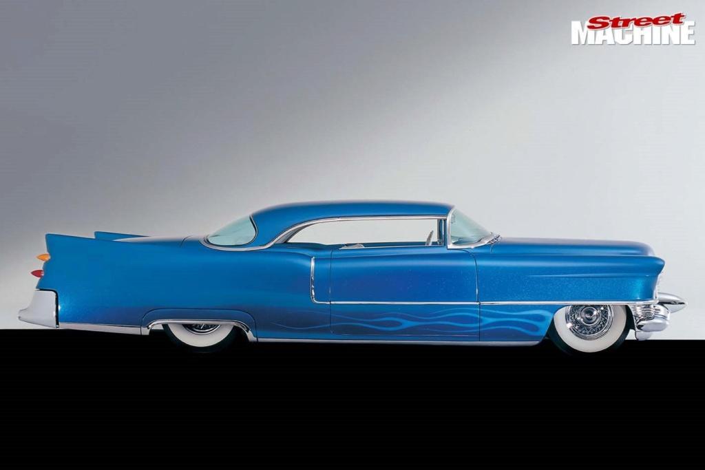 1955 Cadillac Coupe DeVille - KING CAD - Mario COLALILLO Mario-12