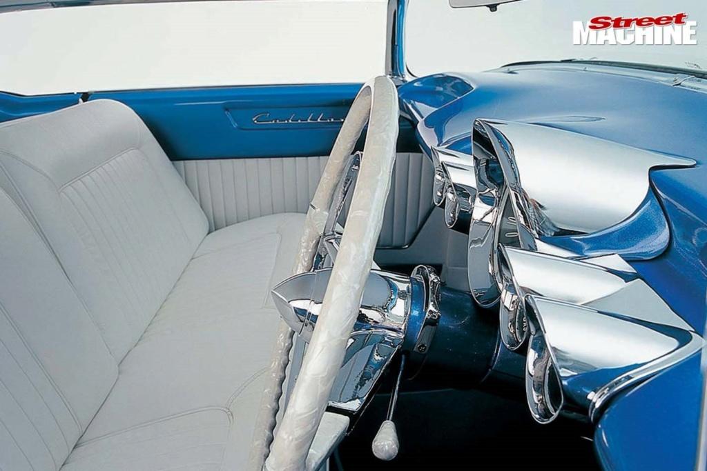 1955 Cadillac Coupe DeVille - KING CAD - Mario COLALILLO Mario-21