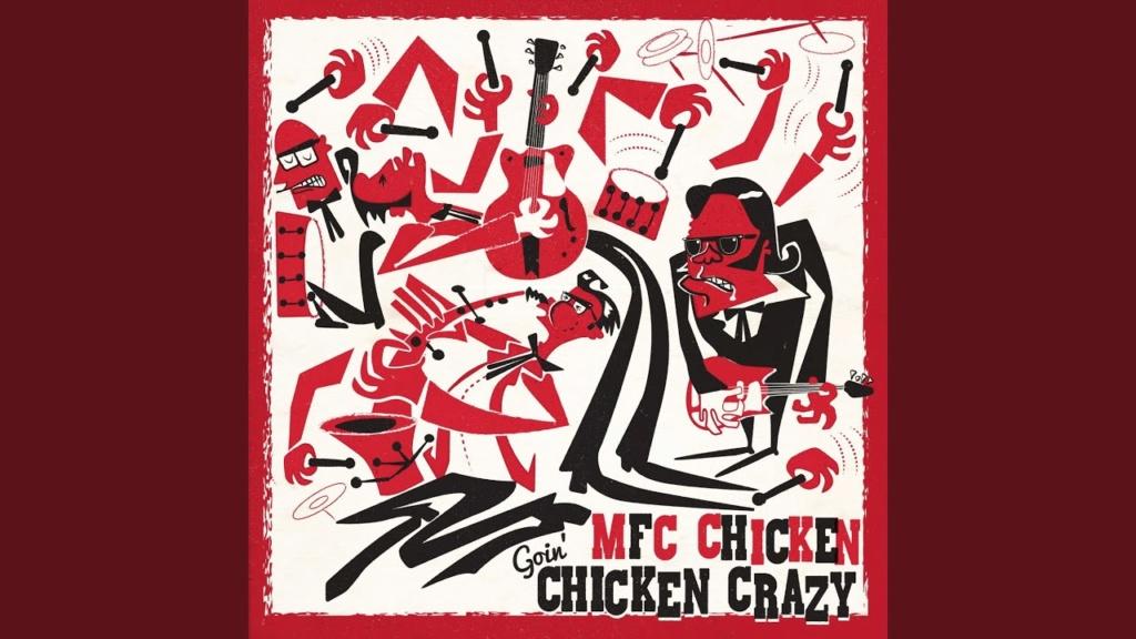 MFC  Chicken - Wild rock 'n'roll Maxres17