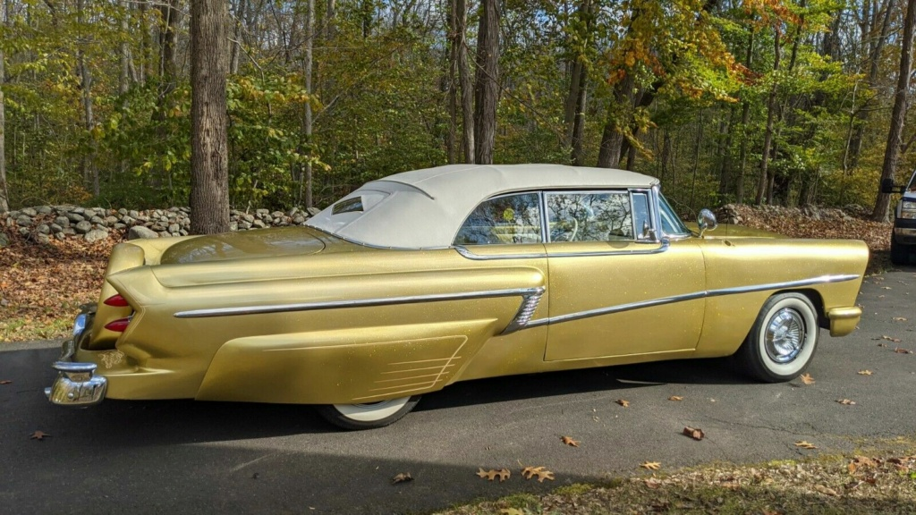 1957 Mercury Montclair lead sled Merc5722