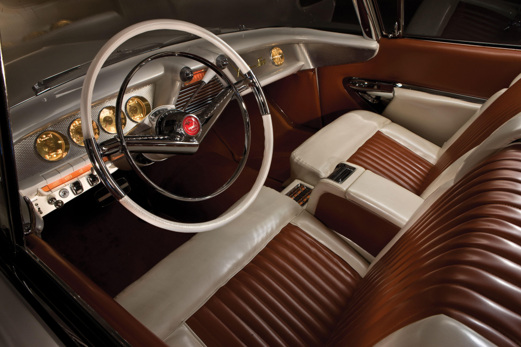 1954 Mercury Monterey XM-800 Concept Mercur19