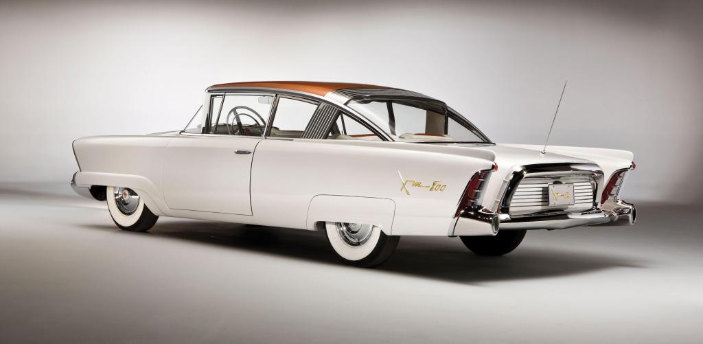 1954 Mercury Monterey XM-800 Concept Mercur22