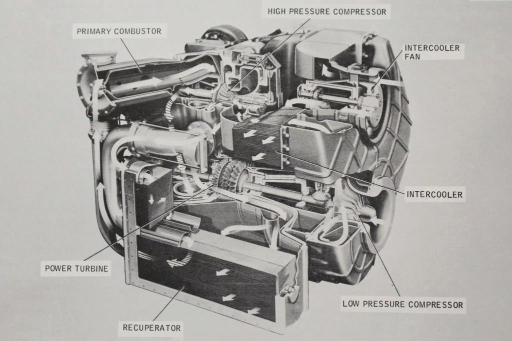 Ford Turbine-Powered Semi-Truck 'Big Red' - 1964 Messag15