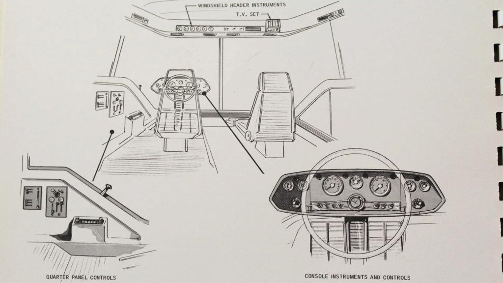 Ford Turbine-Powered Semi-Truck 'Big Red' - 1964 Messag19