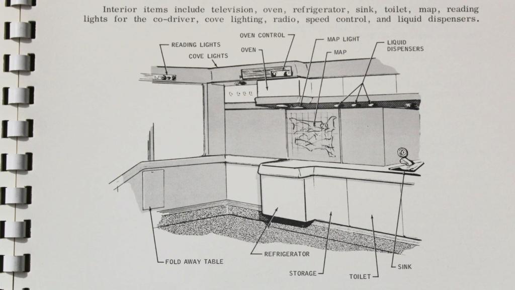 Ford Turbine-Powered Semi-Truck 'Big Red' - 1964 Messag21
