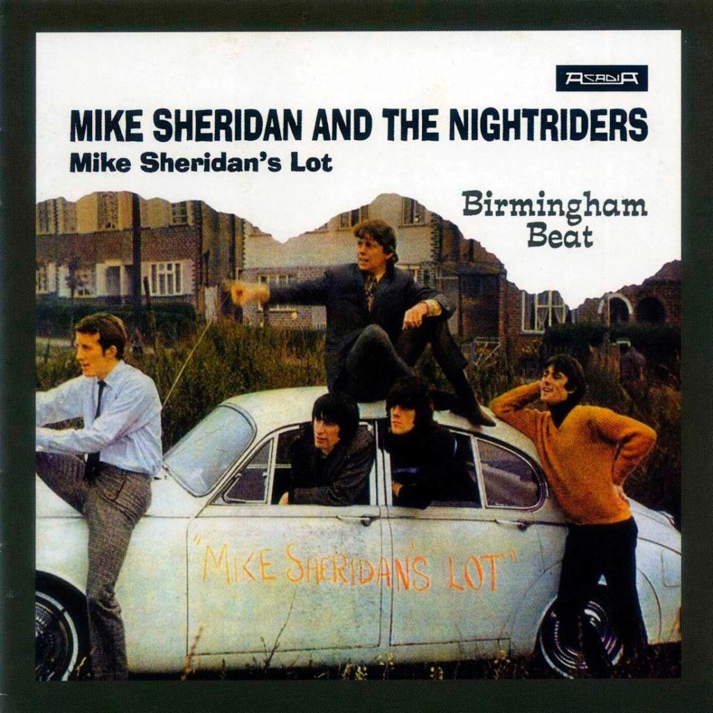 Records with car or motorbike on the sleeve - Disques avec une moto ou une voiture sur la pochette - Page 6 Mike-s10