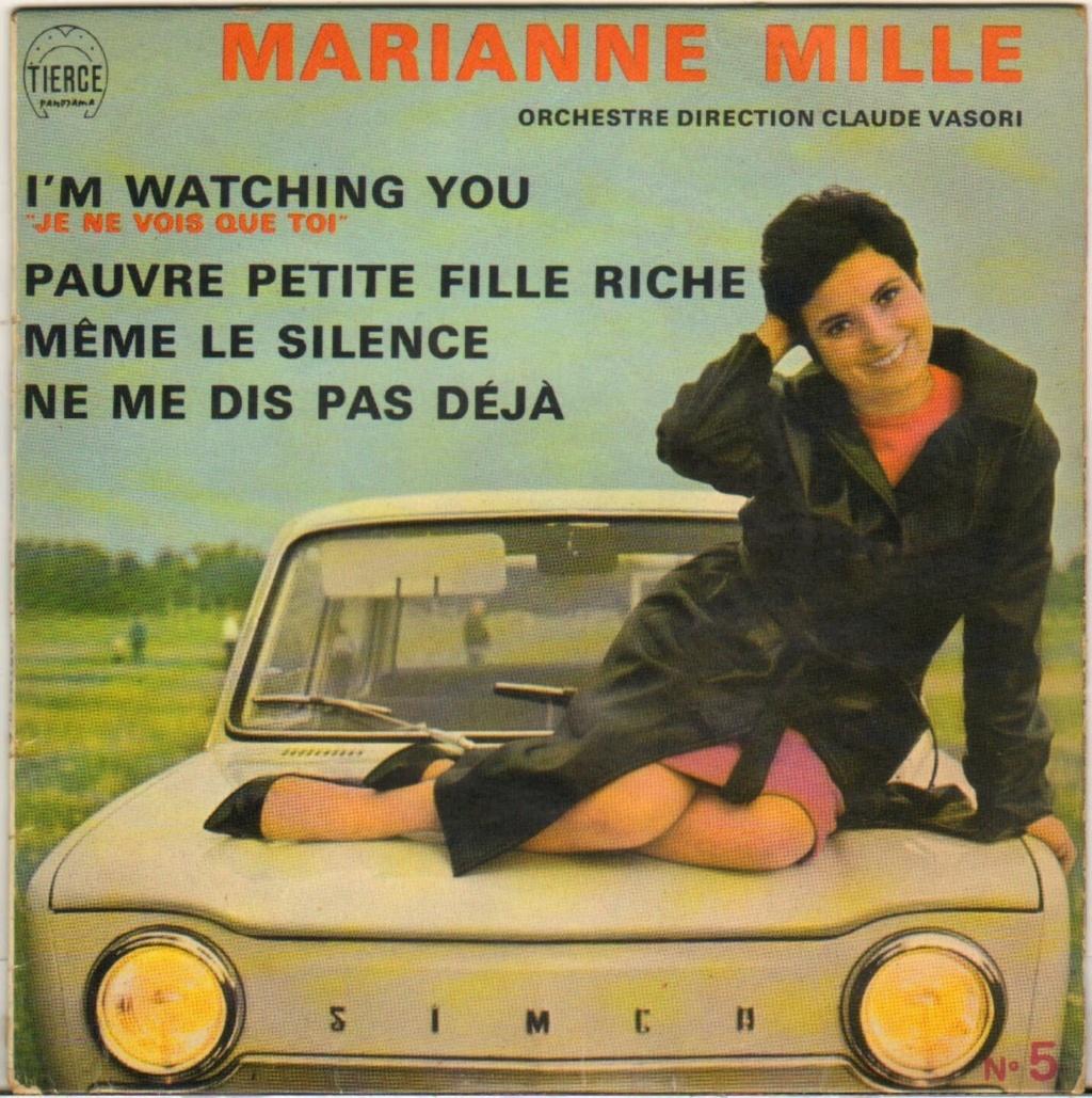 Records with car or motorbike on the sleeve - Disques avec une moto ou une voiture sur la pochette - Page 9 Mille10