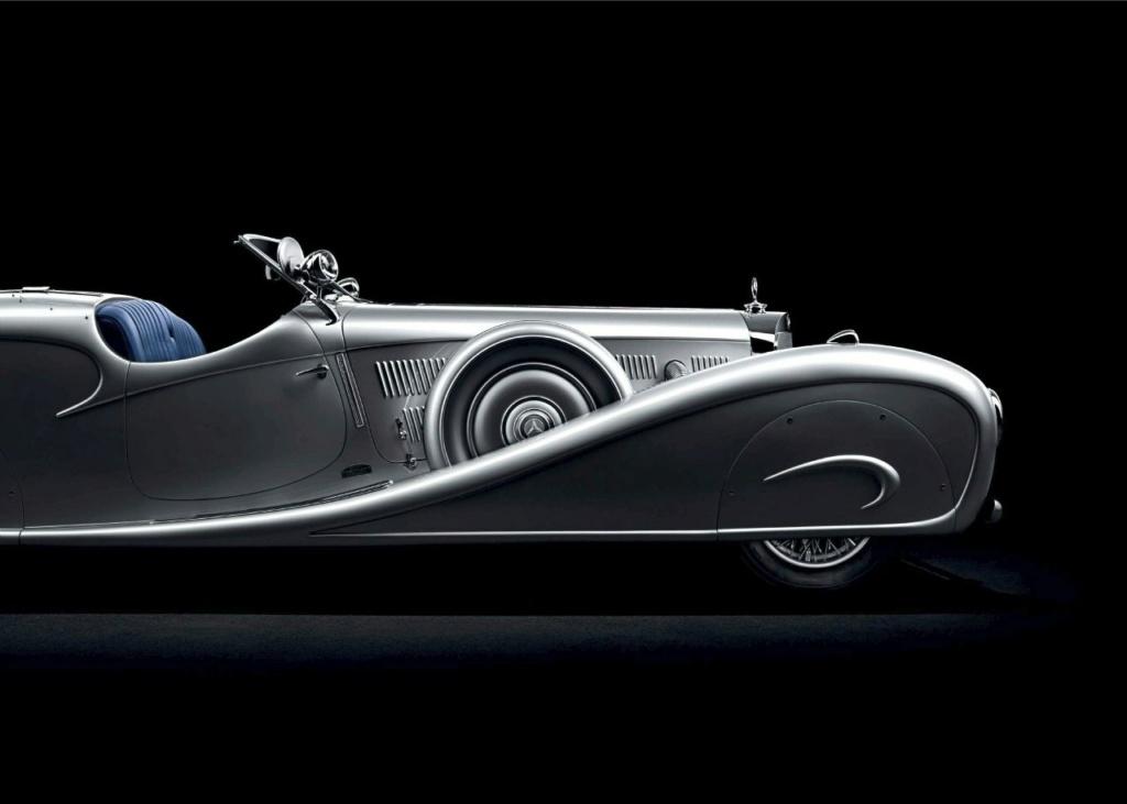 Mercedes-Benz 500K Erdmann and Rossi Streamline Roadster  - 1936  Mq8bpa10