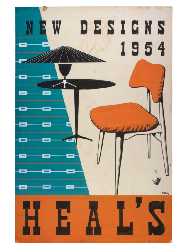 Charles Feeney - mid-century posters Newdes10