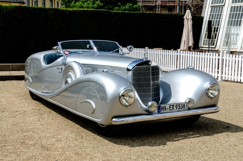 Mercedes-Benz 500K Erdmann and Rossi Streamline Roadster  - 1936  Nr4e7-10