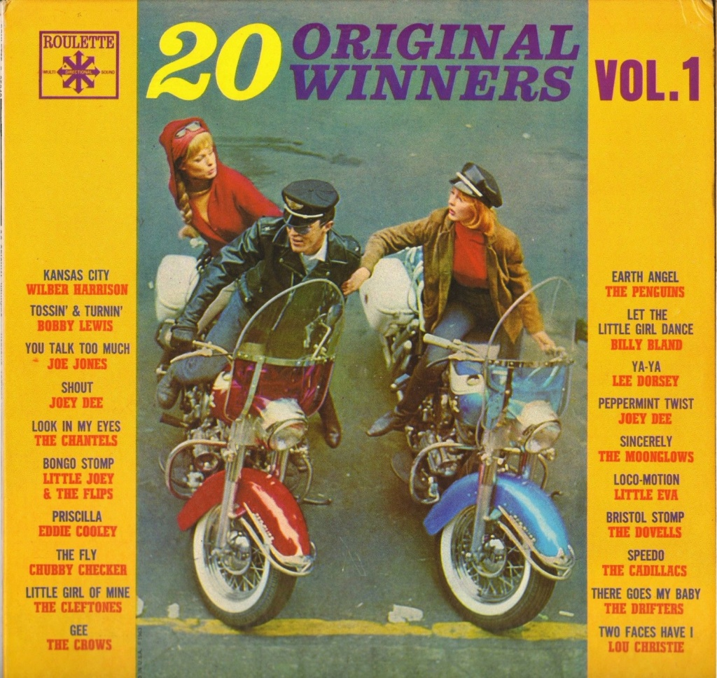 Records with car or motorbike on the sleeve - Disques avec une moto ou une voiture sur la pochette Origin10