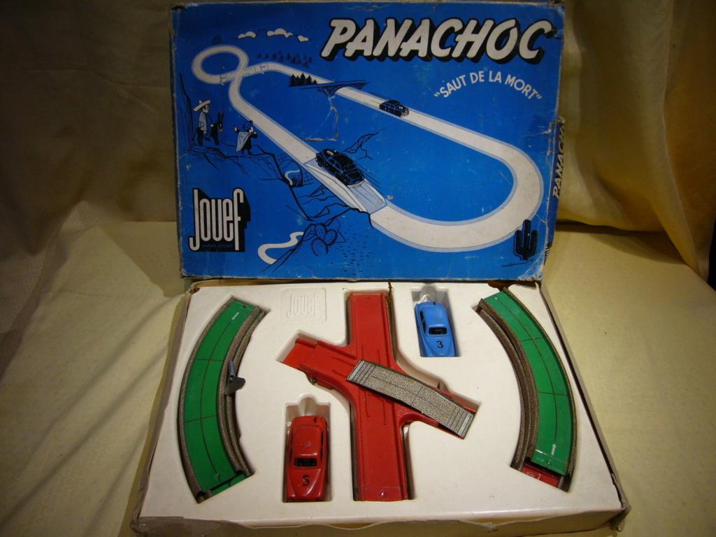 """circuit """"panachoc"""" de jouef, saut de la mort, Pana510"""